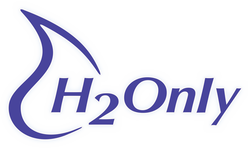 H2Only Inc. Logo